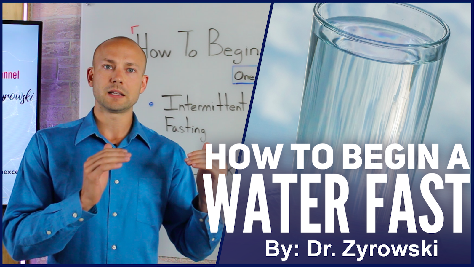 How To Begin A Water Fast