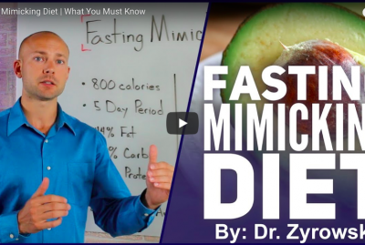 [VIDEO] Fasting Mimicking Diet