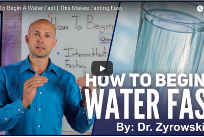 [VIDEO] How To Begin A Water Fast