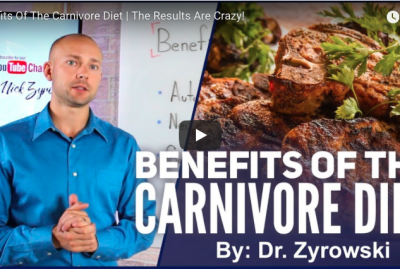 [VIDEO] Benefits of the Carnivore Diet