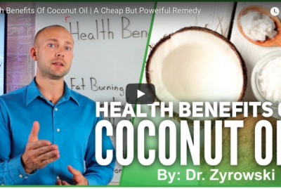 [VIDEO] Health Benefits of Coconut Oil