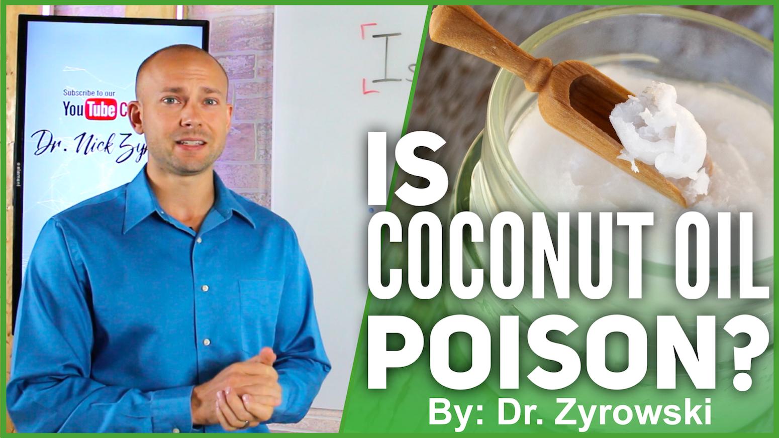 Coconut Oil Poison