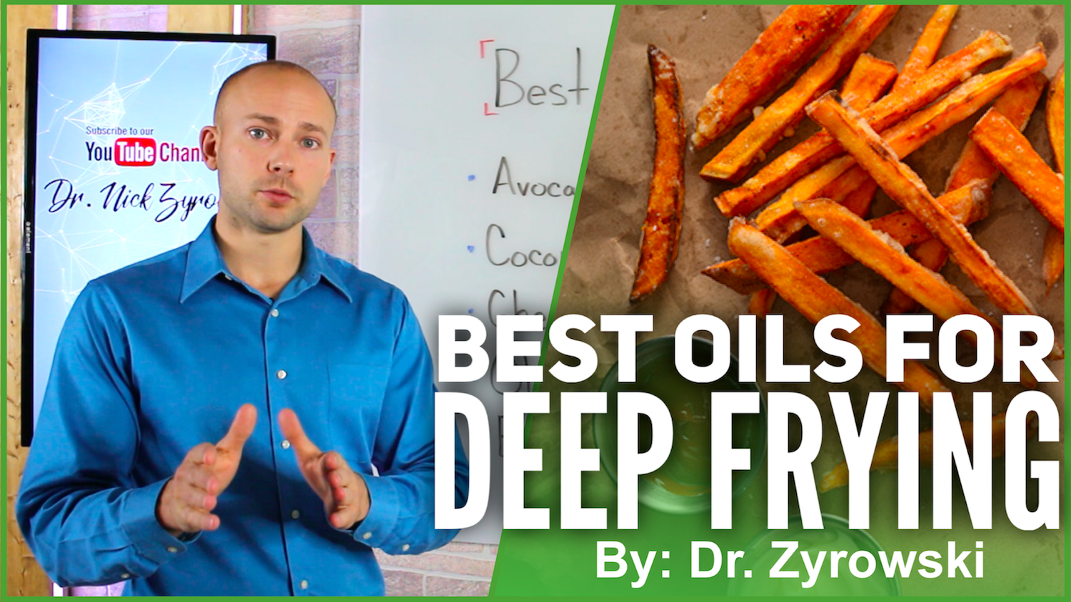 Best Oils For Deep Frying
