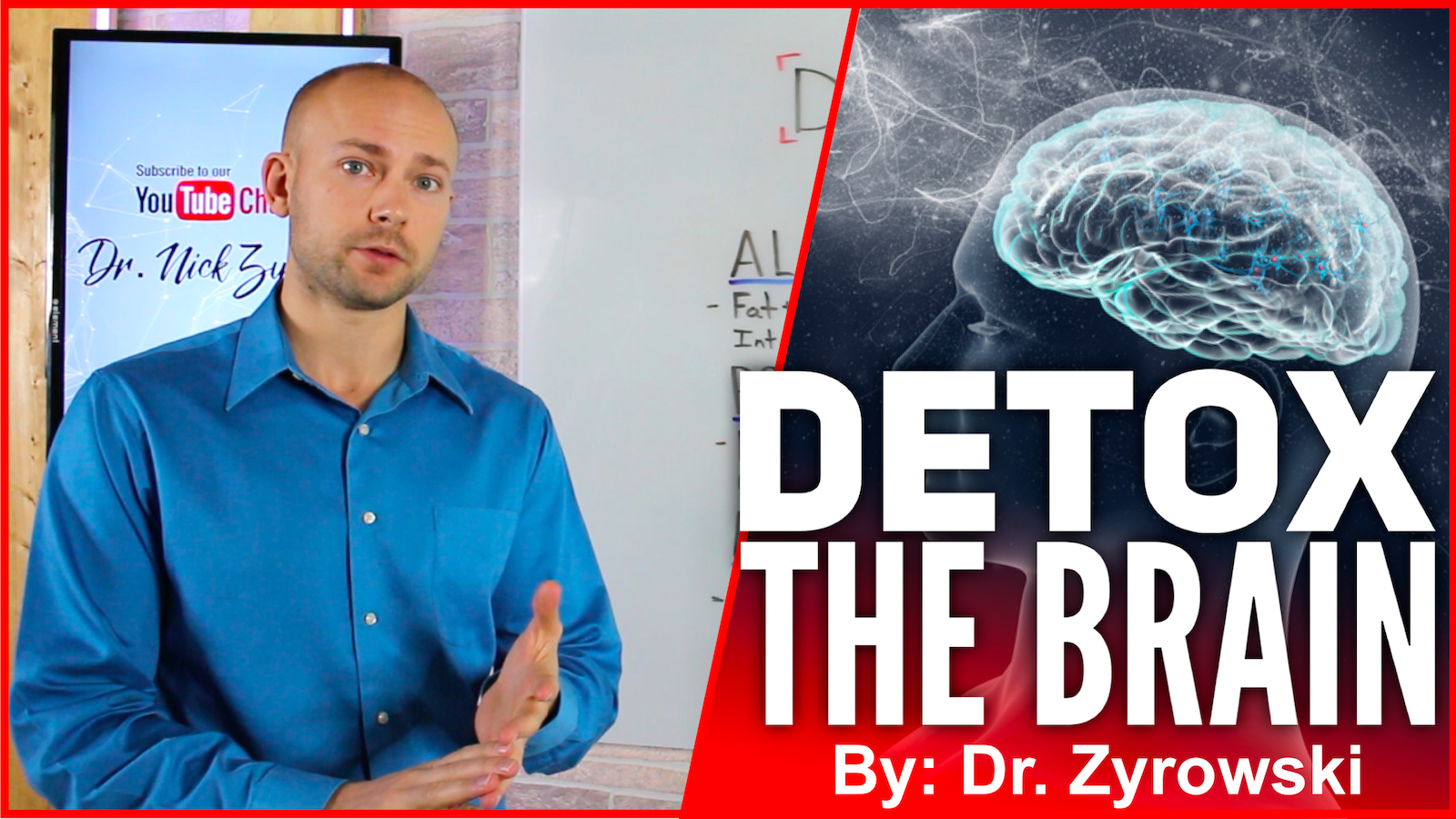 How To Detox The Brain Naturally