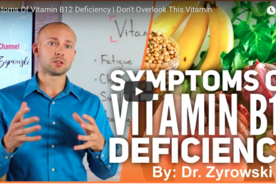[VIDEO] Symptoms Of Vitamin B12 Deficiency