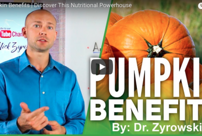 [VIDEO] Pumpkin Benefits