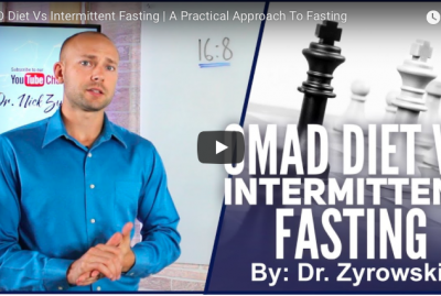 [VIDEO] OMAD Diet Vs Intermittent Fasting