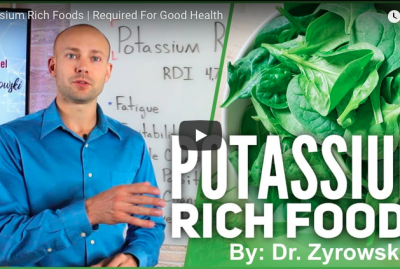 [VIDEO] Potassium Rich Foods