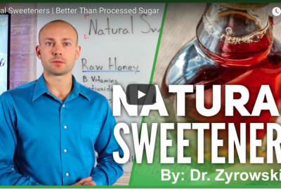 [VIDEO] Natural Sweeteners