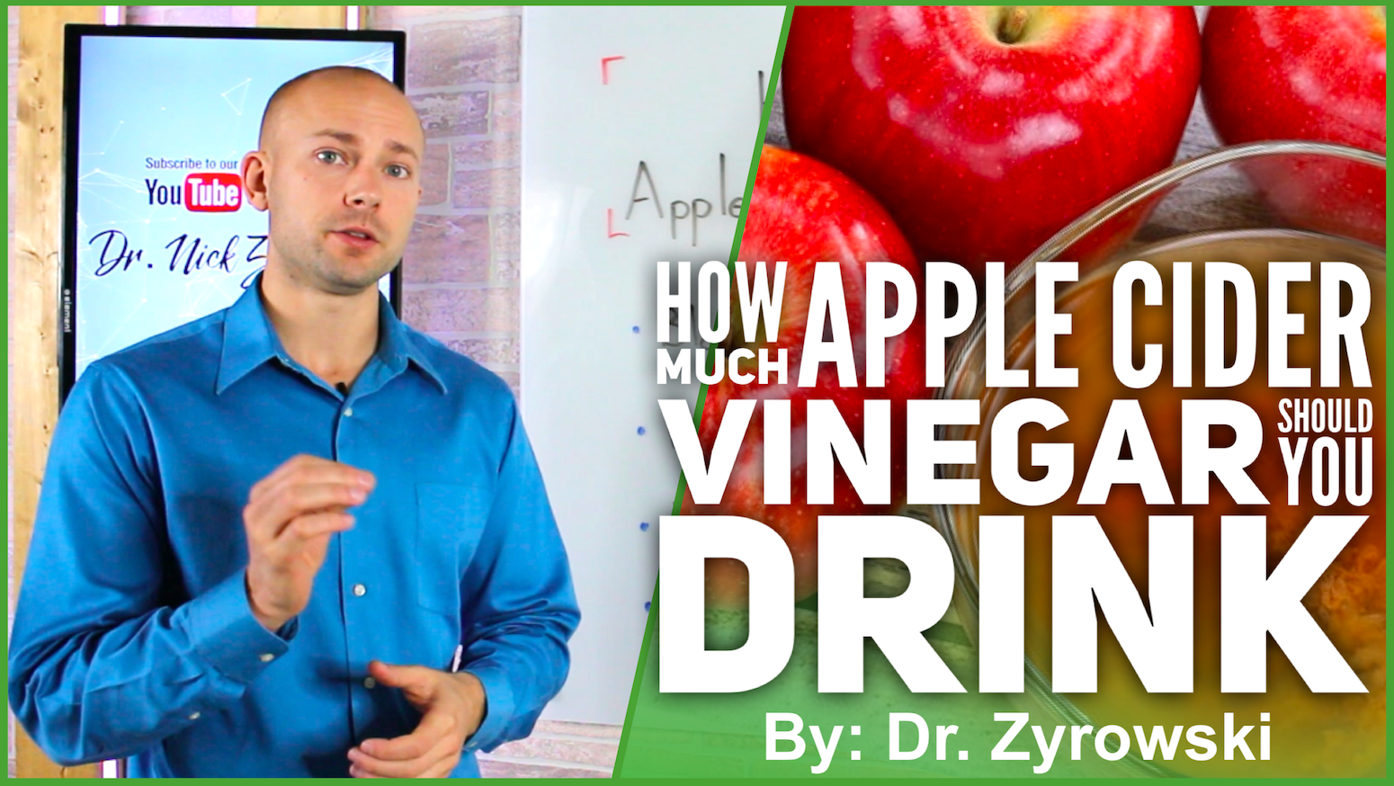 How Much Apple Cider Vinegar Should You Drink