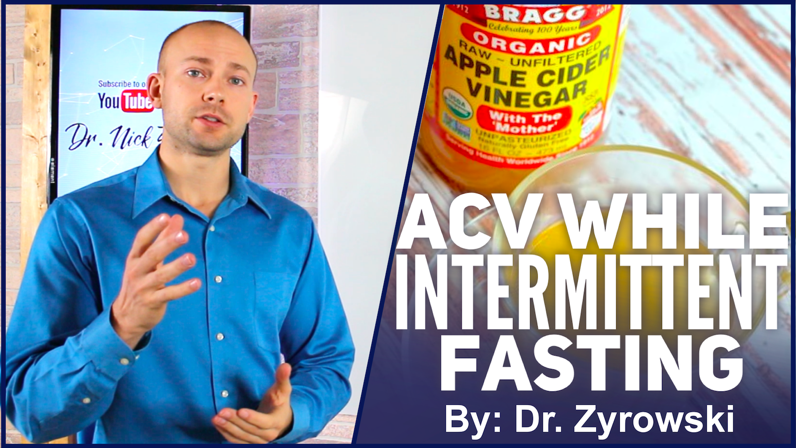 Apple Cider Vinegar While Intermittent Fasting