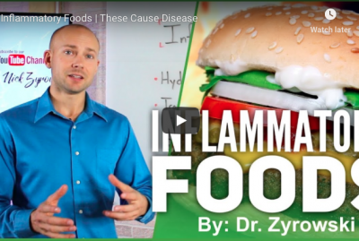[VIDEO] Inflammatory Foods