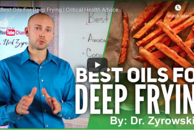 [VIDEO] Best Oils For Deep Frying
