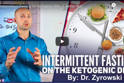 [VIDEO] Intermittent Fasting On Ketogenic Diet