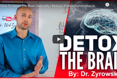 [VIDEO] How To Detox The Brain Naturally