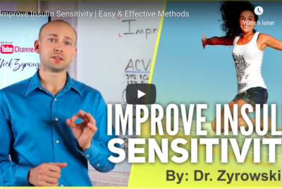[VIDEO] Improve Insulin Sensitivity