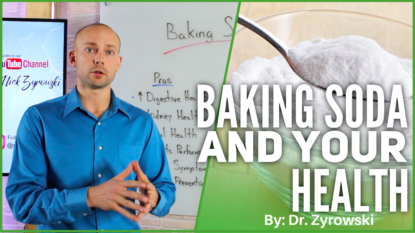 Baking Soda And Your Health