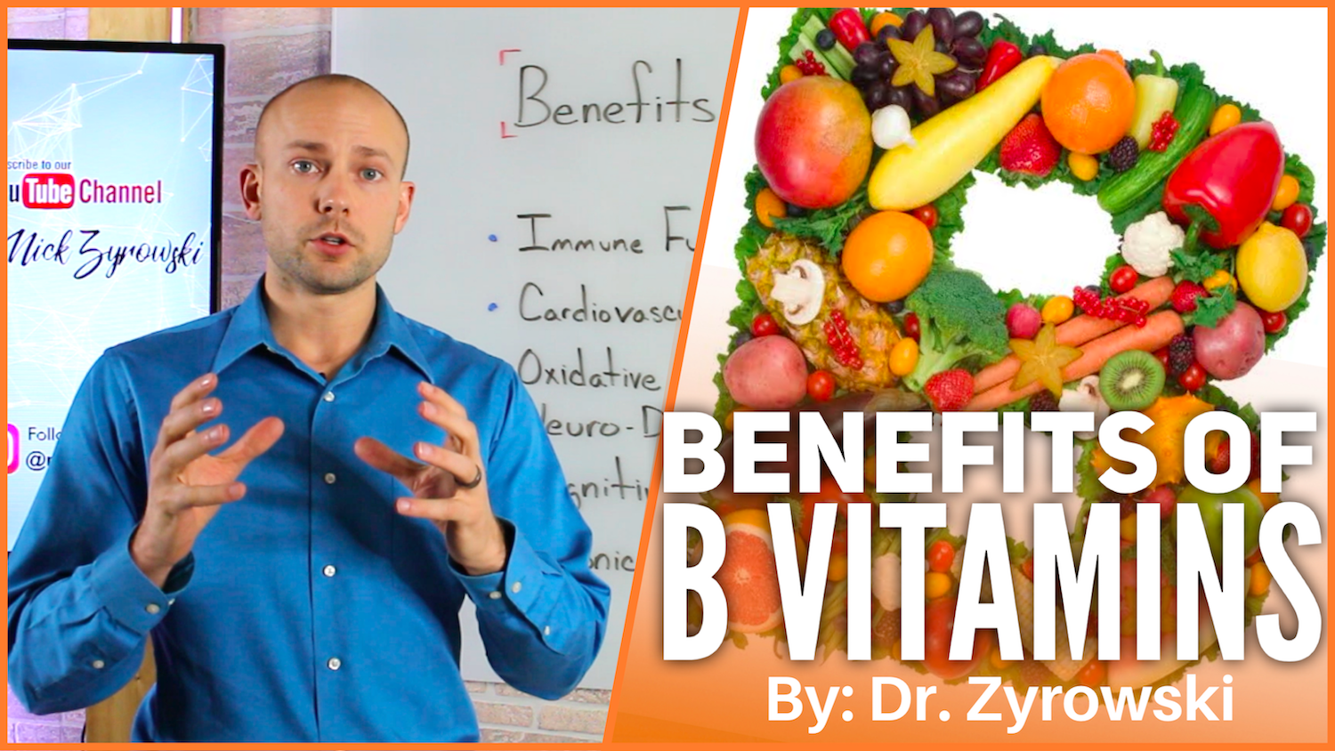Benefits Of B Vitamins