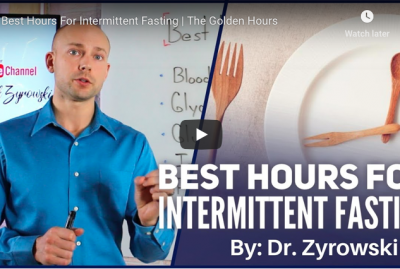 [VIDEO] Best Hours For Intermittent Fasting