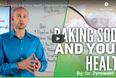 [VIDEO] Baking Soda And Your Health
