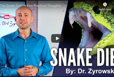 [VIDEO] The Snake Diet