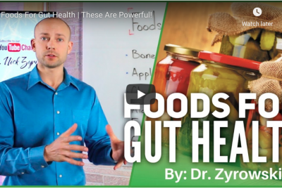 [VIDEO] Foods For Gut Health
