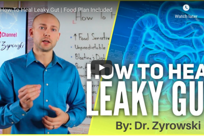 [VIDEO] How To Heal Leaky Gut