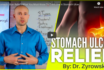 [VIDEO] Stomach Ulcer Relief