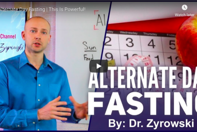[VIDEO] Alternate Day Fasting