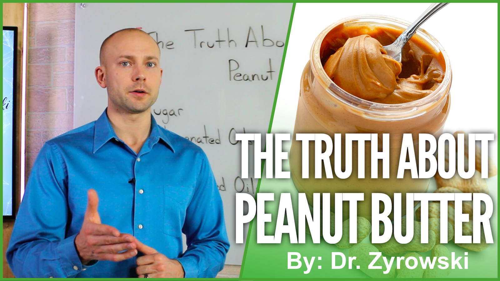 The Truth About Peanut Butter