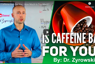 [VIDEO] Is Caffeine Bad For You