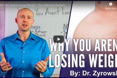 [VIDEO] Why You Aren't Losing Weight
