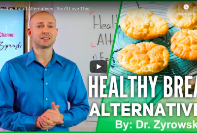 [VIDEO] Healthy Bread Alternatives