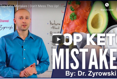 [VIDEO] Top Keto Mistakes