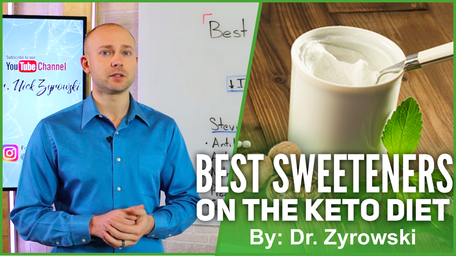 Best Sweeteners For Keto Diet