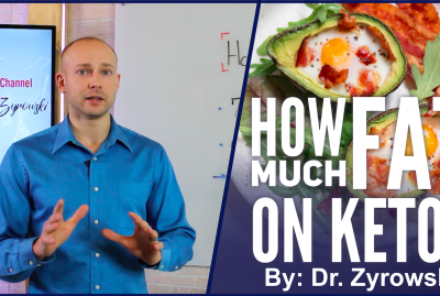 [VIDEO] How Much Fat Do I Eat On Keto