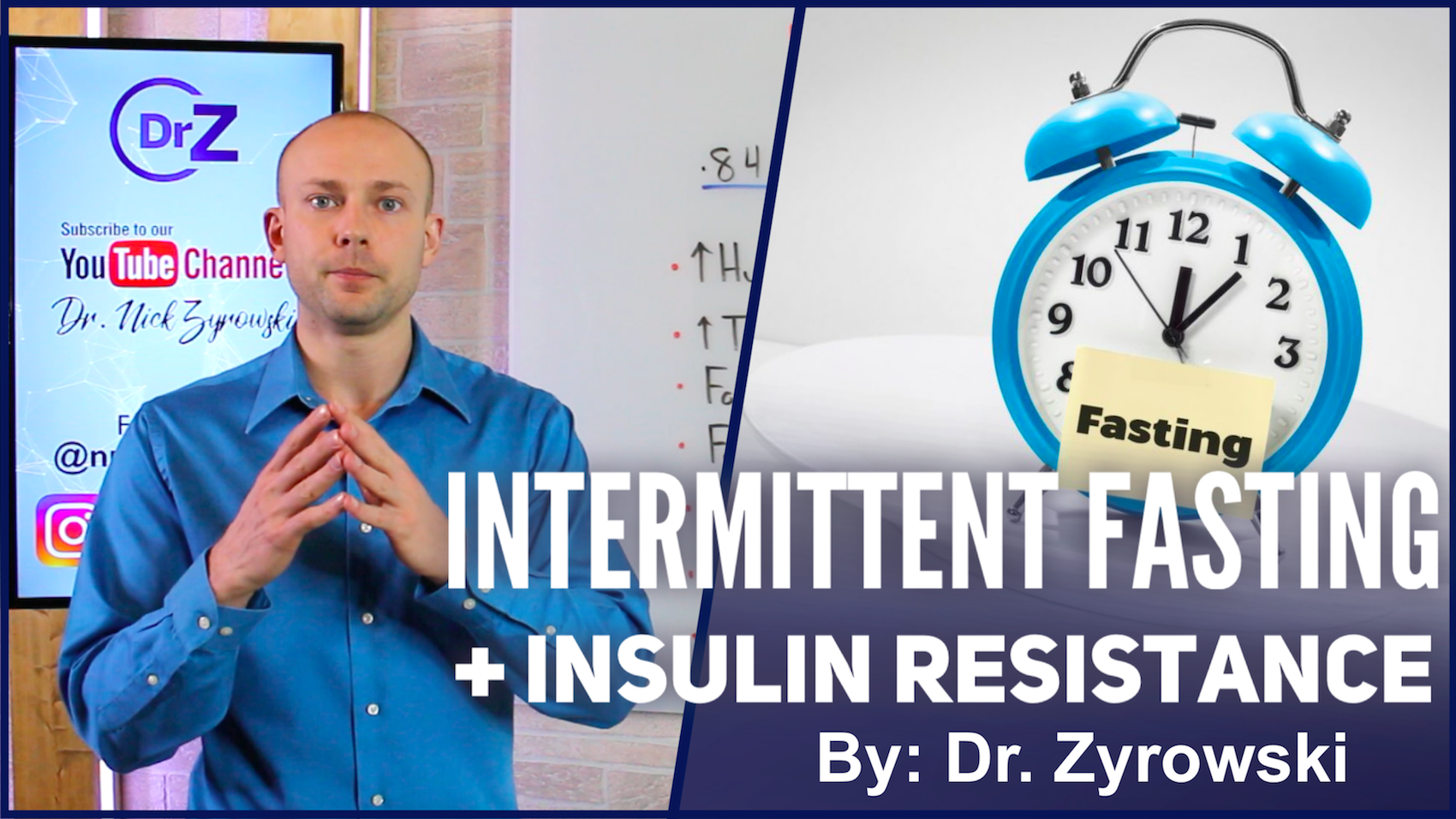 Intermittent Fasting And Insulin Resistance