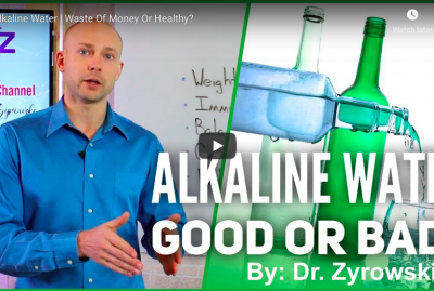 [VIDEO] Alkaline Water