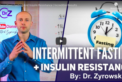 [VIDEO] Intermittent Fasting And Insulin Resistance