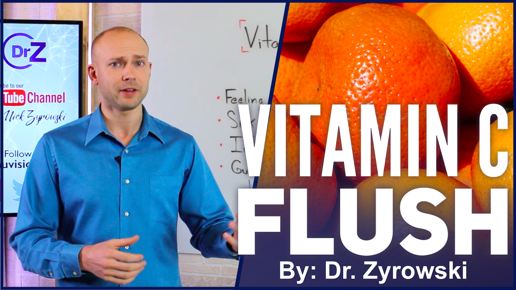Vitamin C Flush Benefits