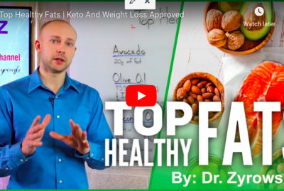 [VIDEO] Top Healthy Fats
