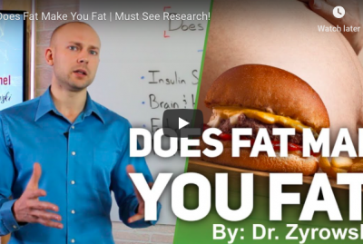 [VIDEO] Does Fat Make You Fat