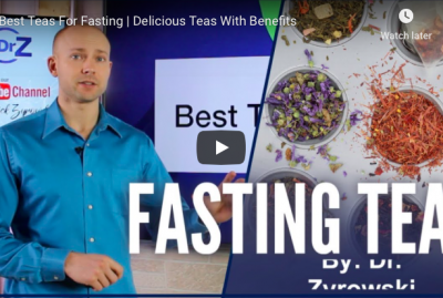 [VIDEO] Best teas for fasting