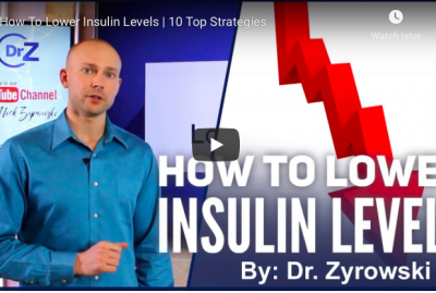[VIDEO] How To Lower Insulin Levels