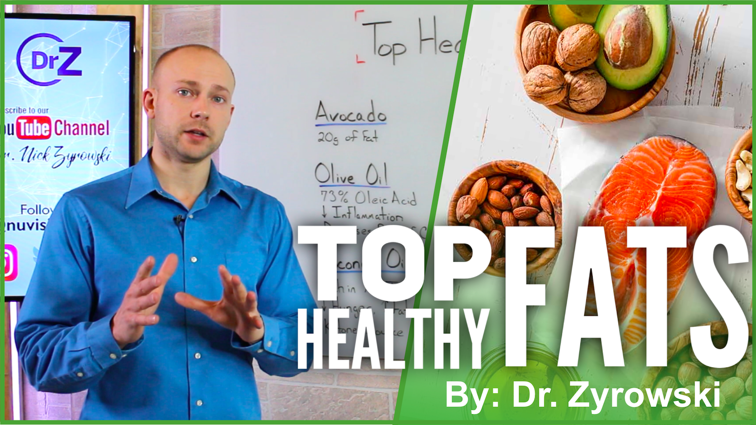 Top Healthy Fats