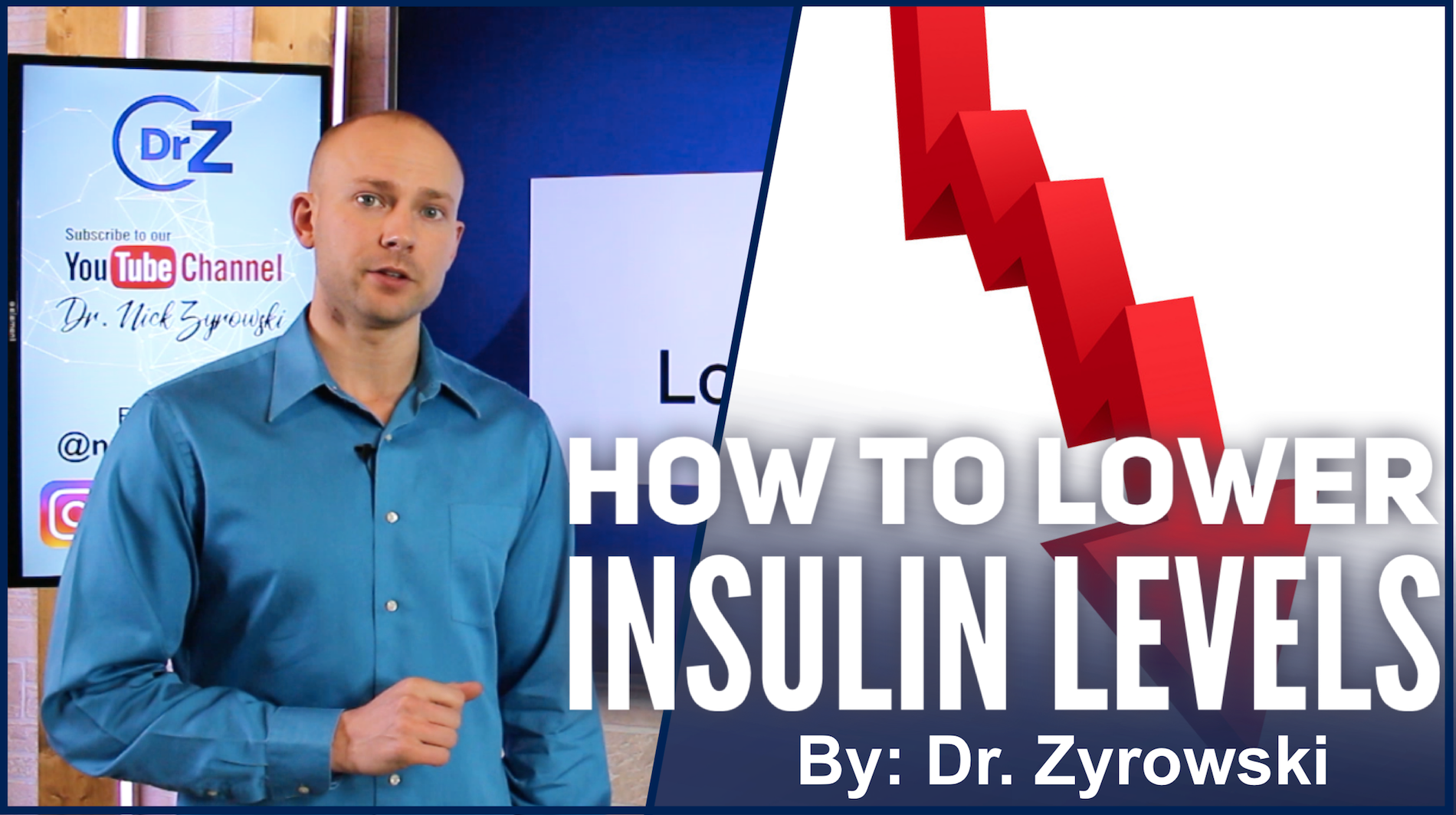 How To Lower Insulin Levels