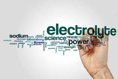 Electrolyte Deficiency Symptoms