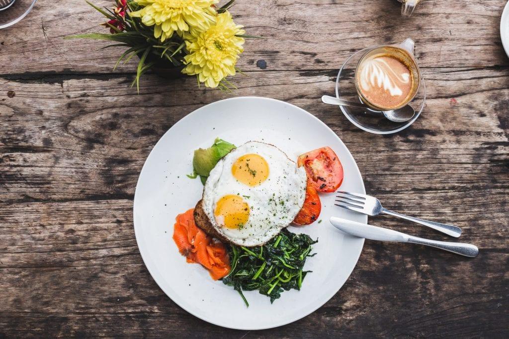 Healthy Alternative Breakfast