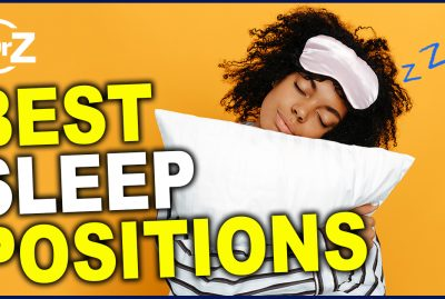 What's The Best Position To Sleep In | Do This For Better Sleep & Less Pain