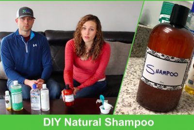 DIY Natural Shampoo